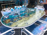 *BRAND NEW* Outdoor Under Water Dinning Table Set