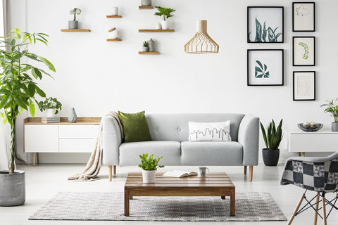 Scandi interior design