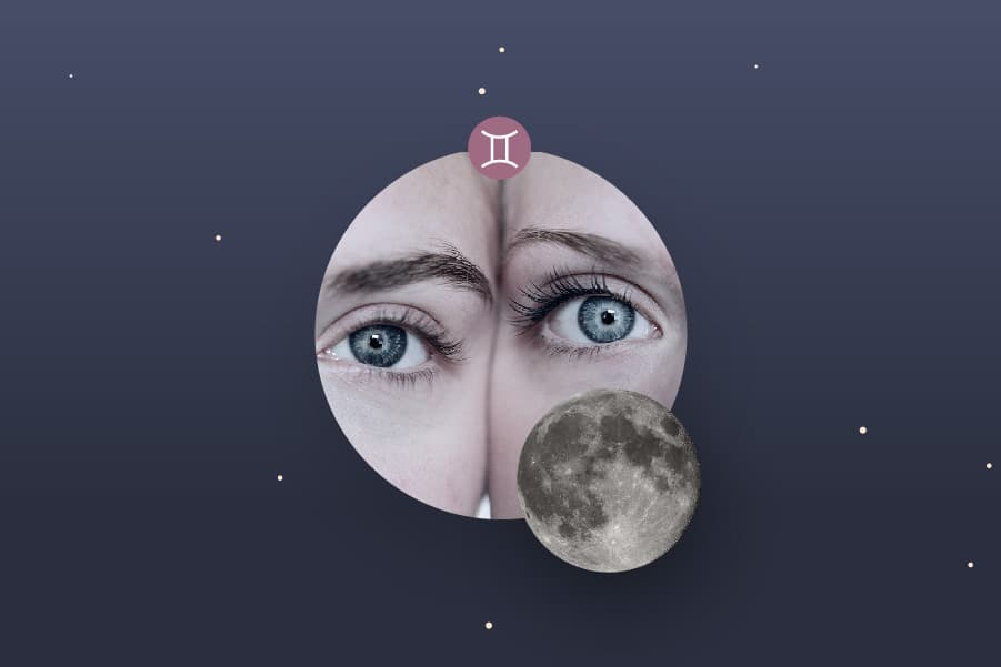 The Gemini Moon - Gemini Moon Sign and Moon in Gemini Transit