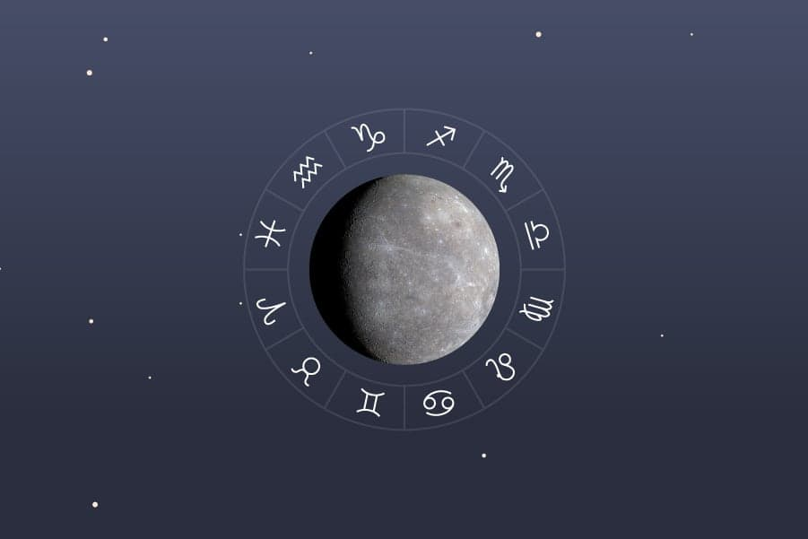 Mercury and Zodiac Signs - Natal Mercury Sign Meanings and