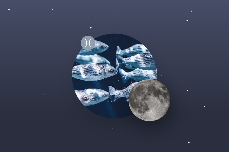 The Pisces Moon - Pisces Moon Sign and Moon in Pisces