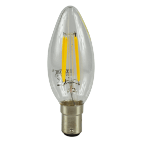 Small Bayonet Cap Light Bulb - B15