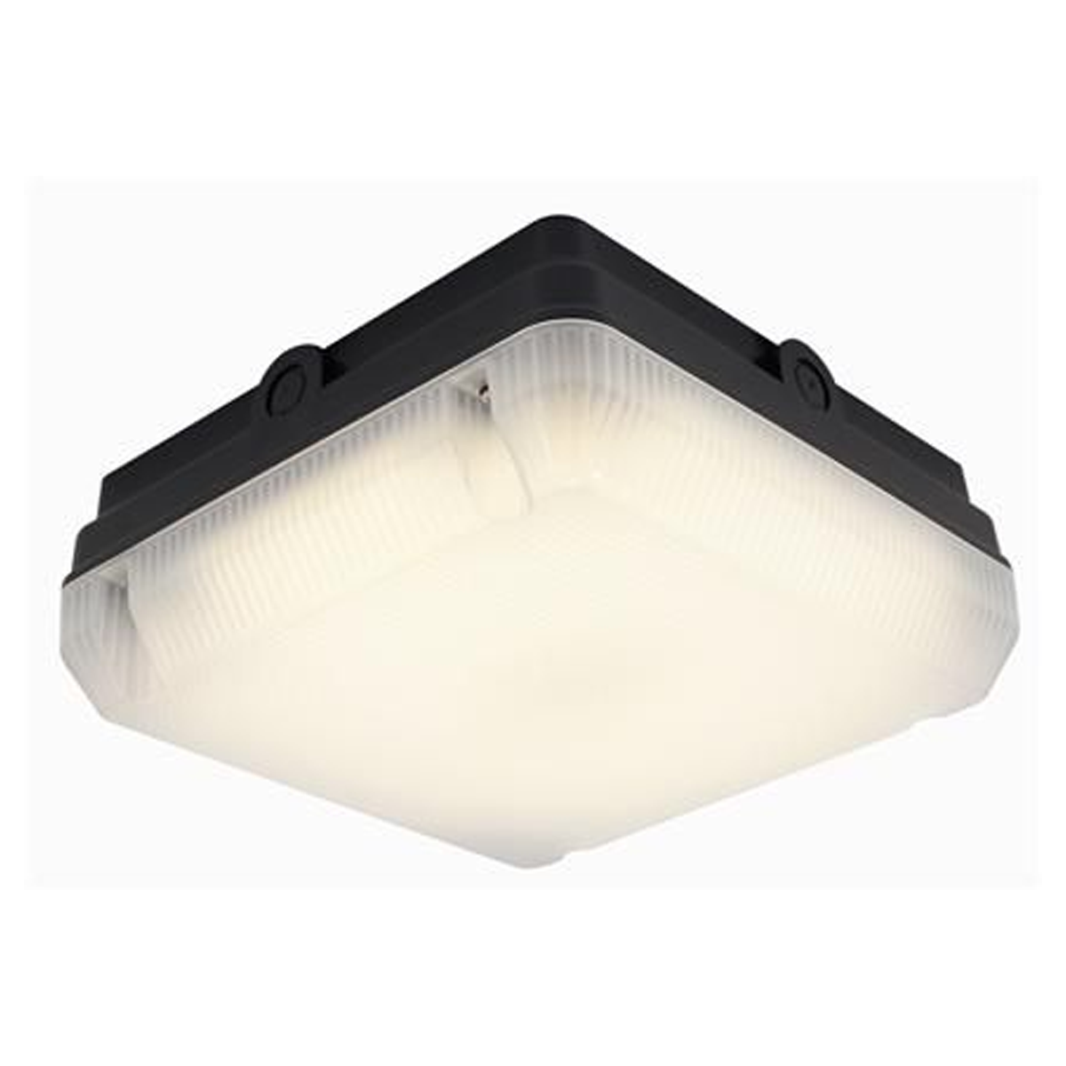 Ansell astro LED Bulkhead Light with Microwave Sensor