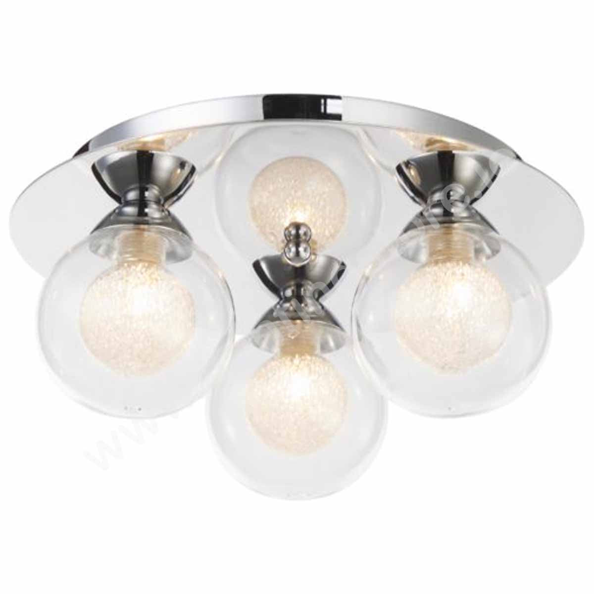 Acqua Globe IP44 Round fitting