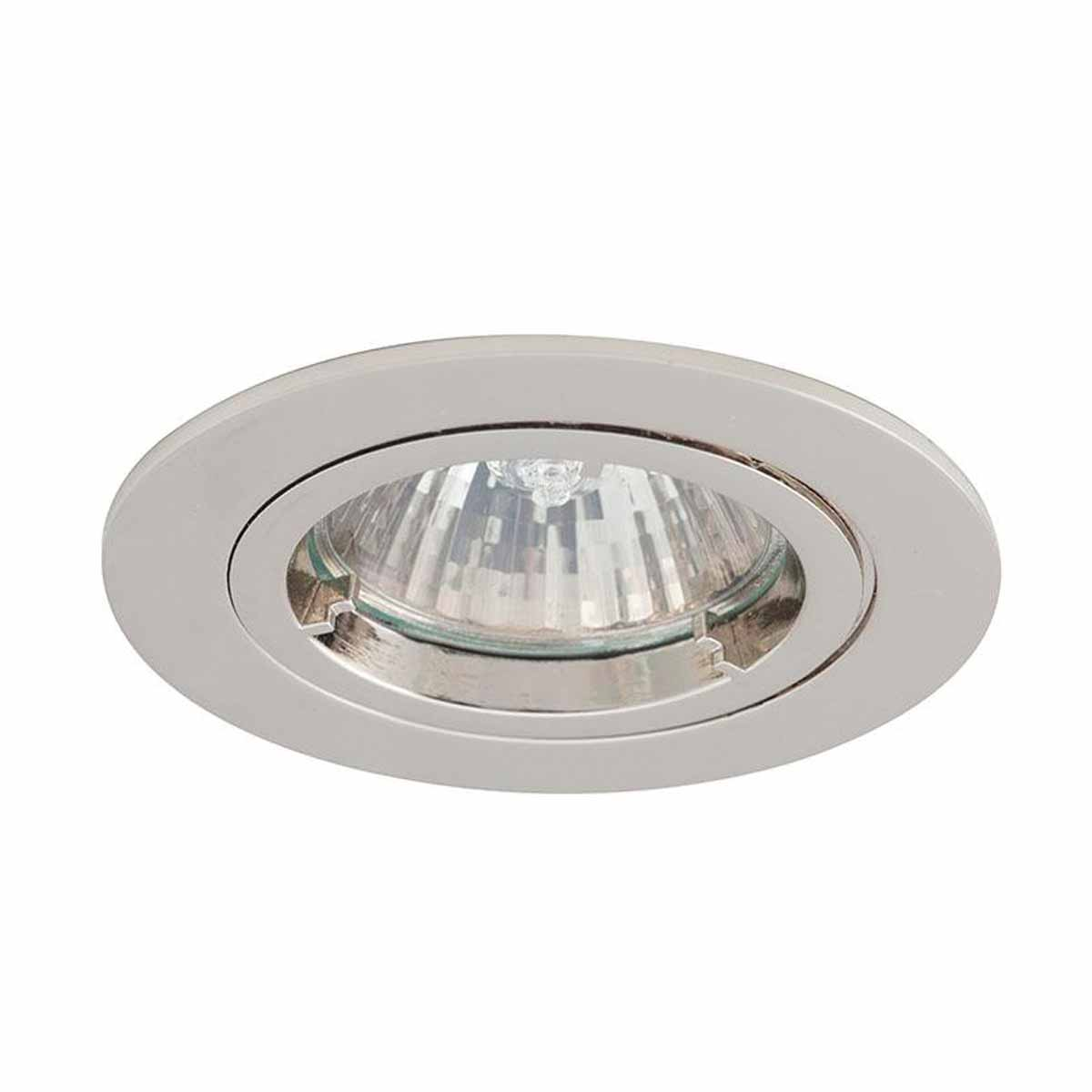 Ansell Twistlock 50W Chrome Downlight