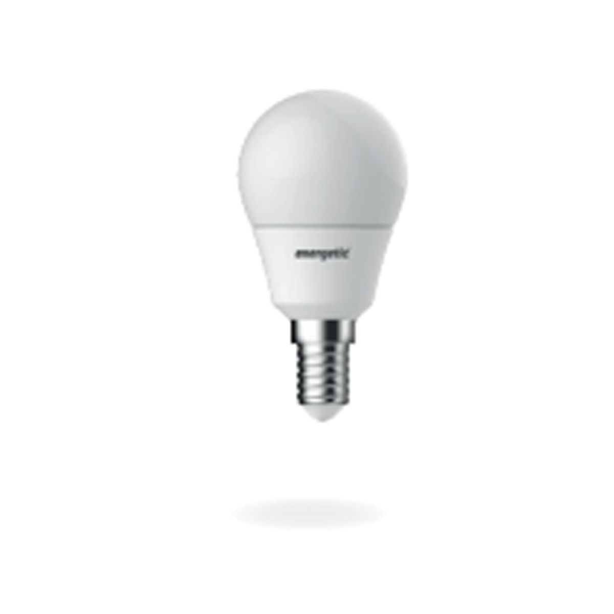 Mini Globe E14 - Frosted Soft Warm White Non Dimmable