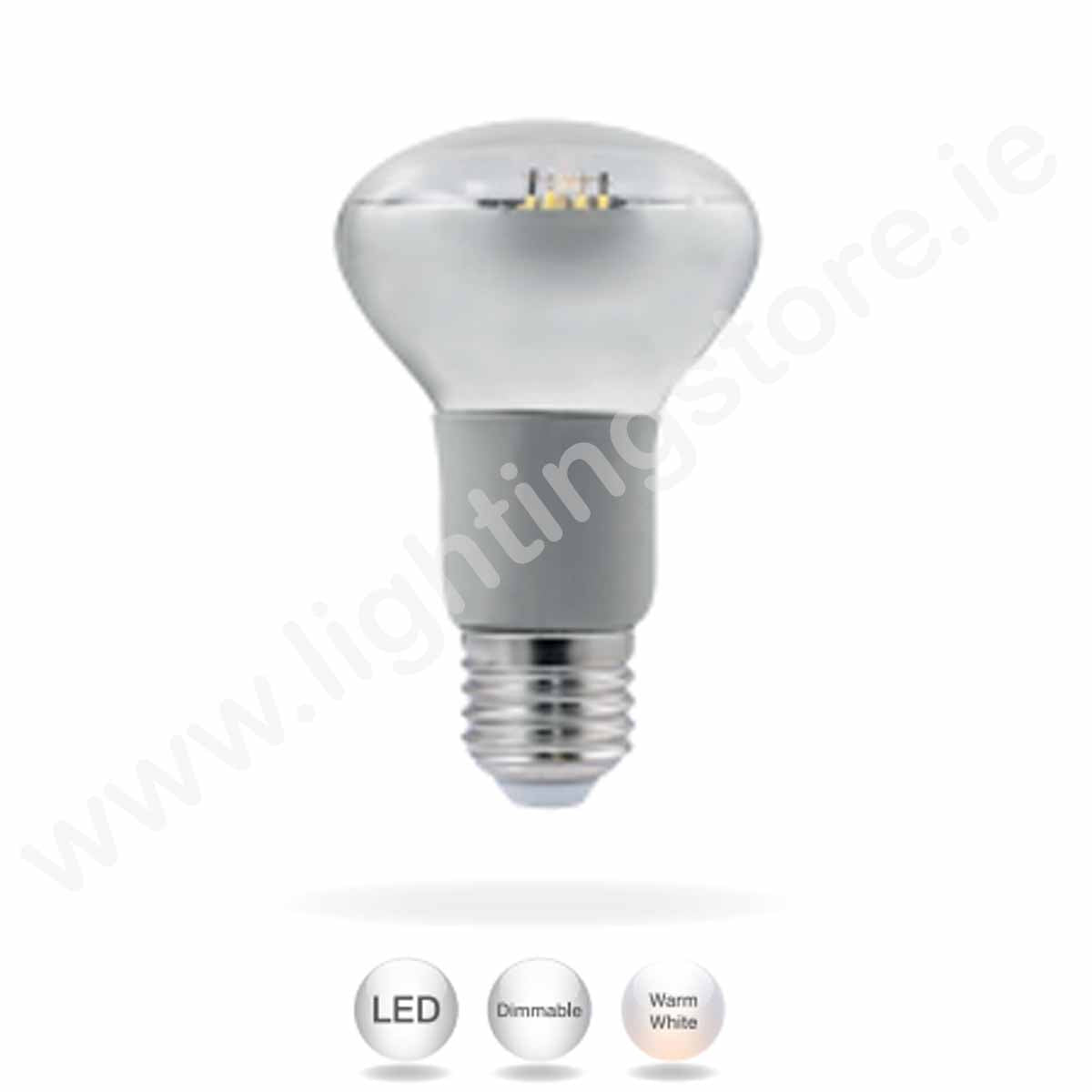 Energetic E27 Dimmable Soft Warm White 7.5W