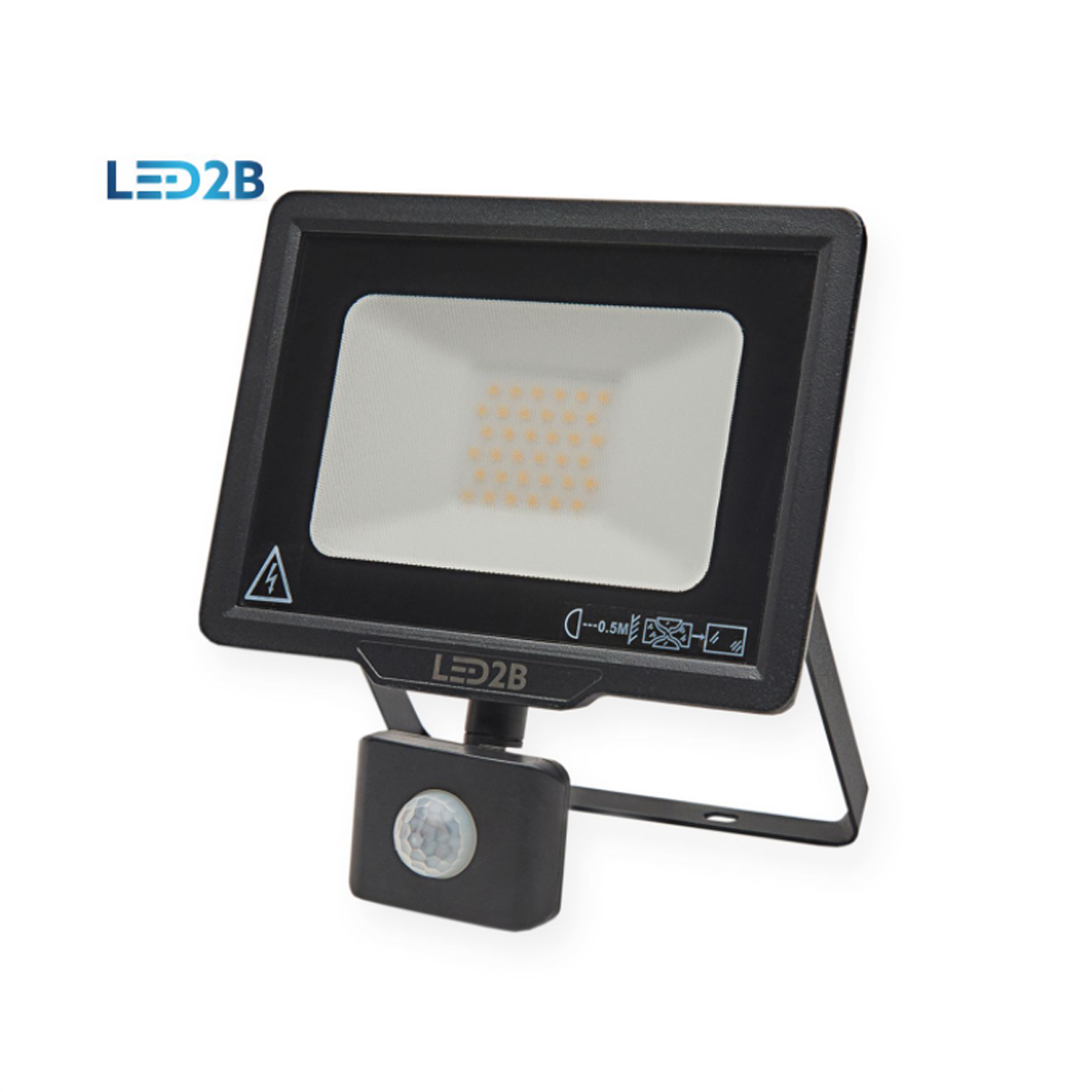 Kobi Motion Sensor Floodlight - 30W