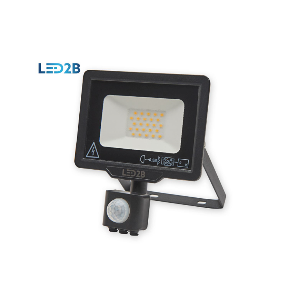 Kobi Motion Sensor Floodlight - 20W