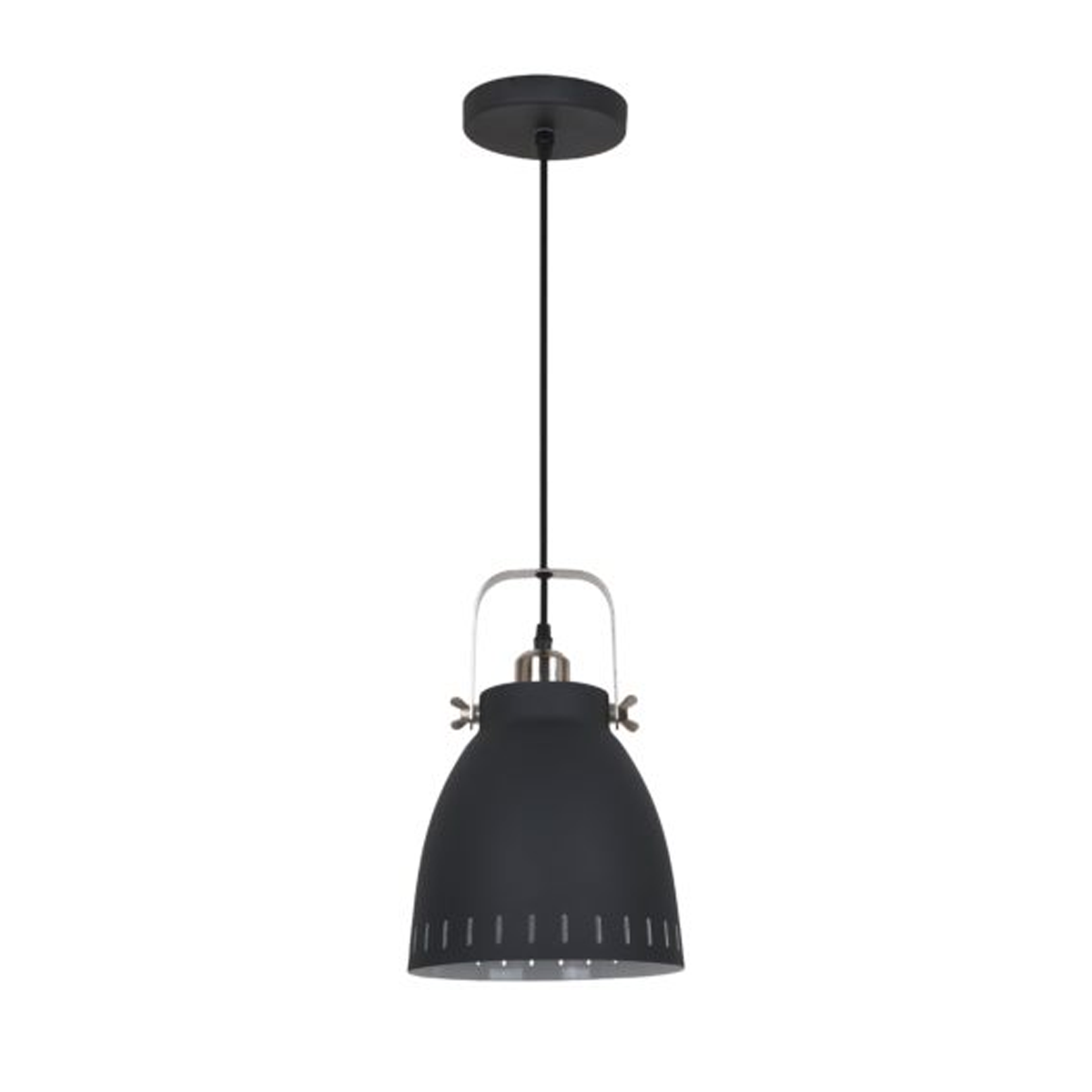 Matera Pendant - Dark Grey