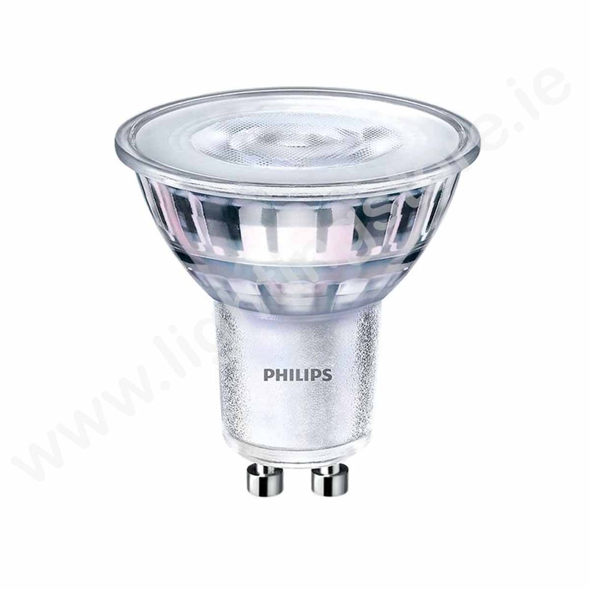 Philips GU10 Dimmable Warm White 4.3W