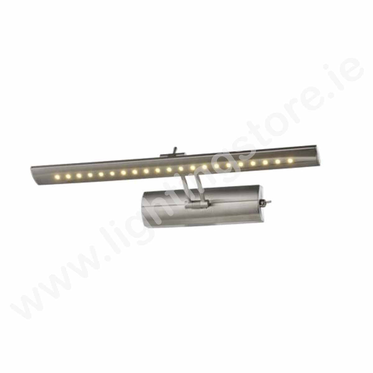 Picture Light - Satin Nickel