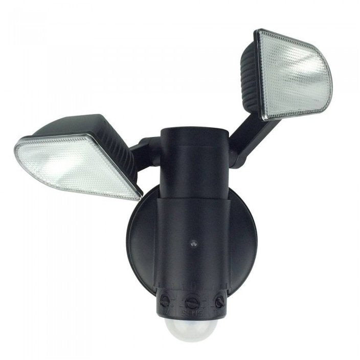 TWIN MOTION ACTIVATED FLOODLIGHT