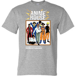 Anime House Manga Shirt