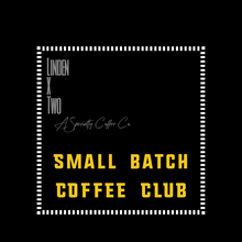 Small Batch Coffee Club