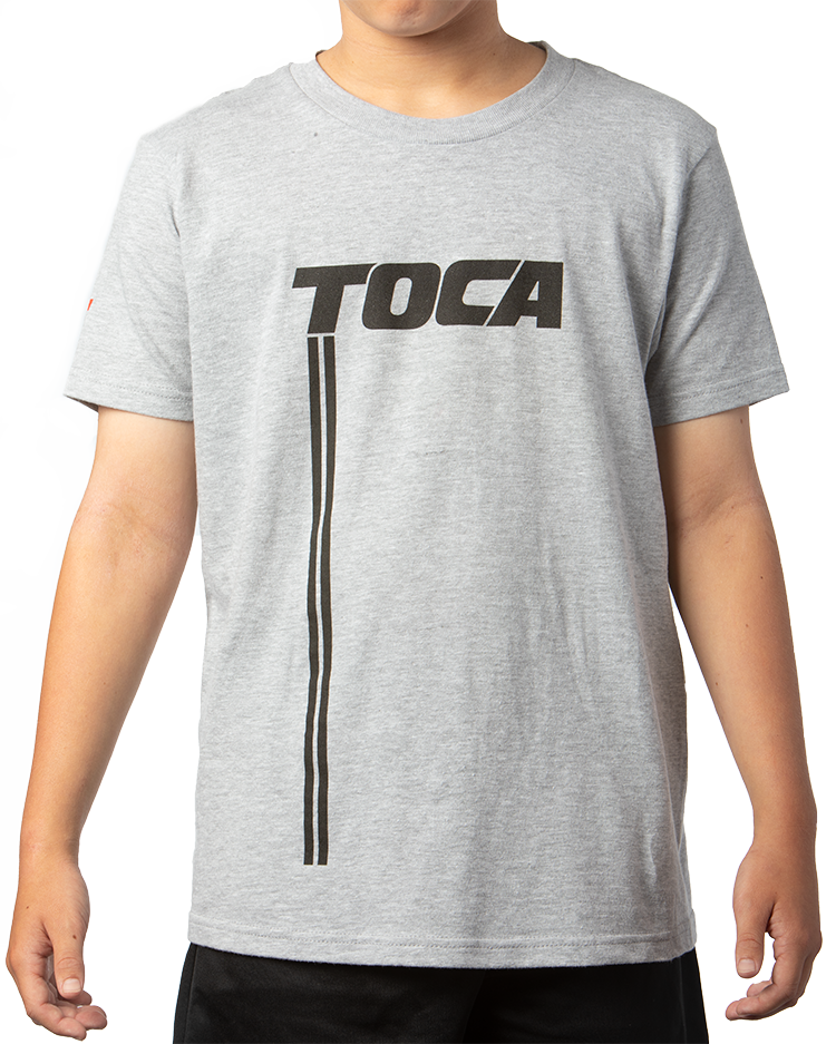 Youth Gameday Stripes Tee