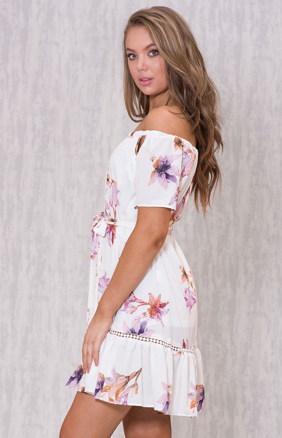 ANTHEIA Goddess Flower Dress