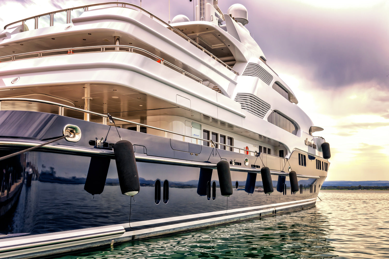 luxury yachts croatia