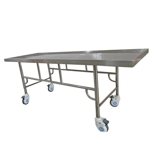 stainless steel body cart