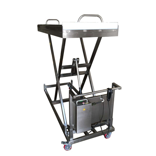 Body Lift, Body Lifter, Cadaver Lift, Mortuary Lift, Funeral Lift