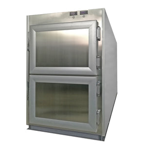 2 body upright cooler