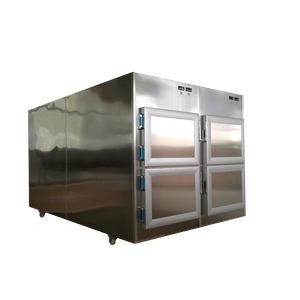 Stainless Steel Body Refrigerator