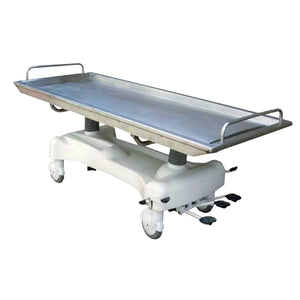 hydraulic autopsy table