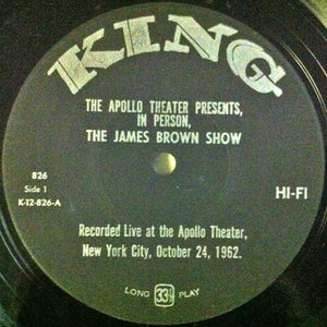 James Brown - Live At The Apollo (1963) - Download