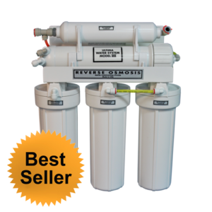 MicroCleanV Reverse Osmosis unit