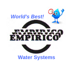 Empirico water treatment systems.  Water Softeners, water conditioners, Reverse Osmosis
