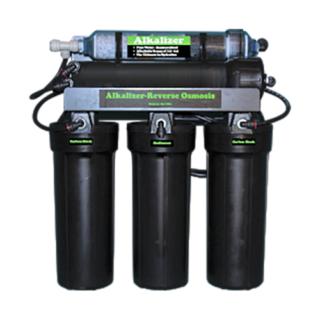 Empirico's MicroClean VI Reverse Osmosis Unit with Alkaline