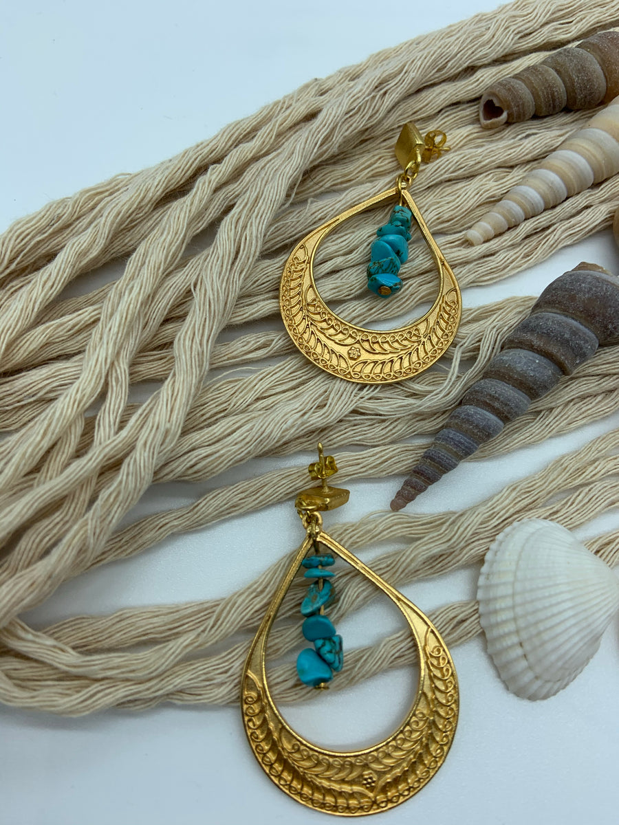 Bagdad Earrings
