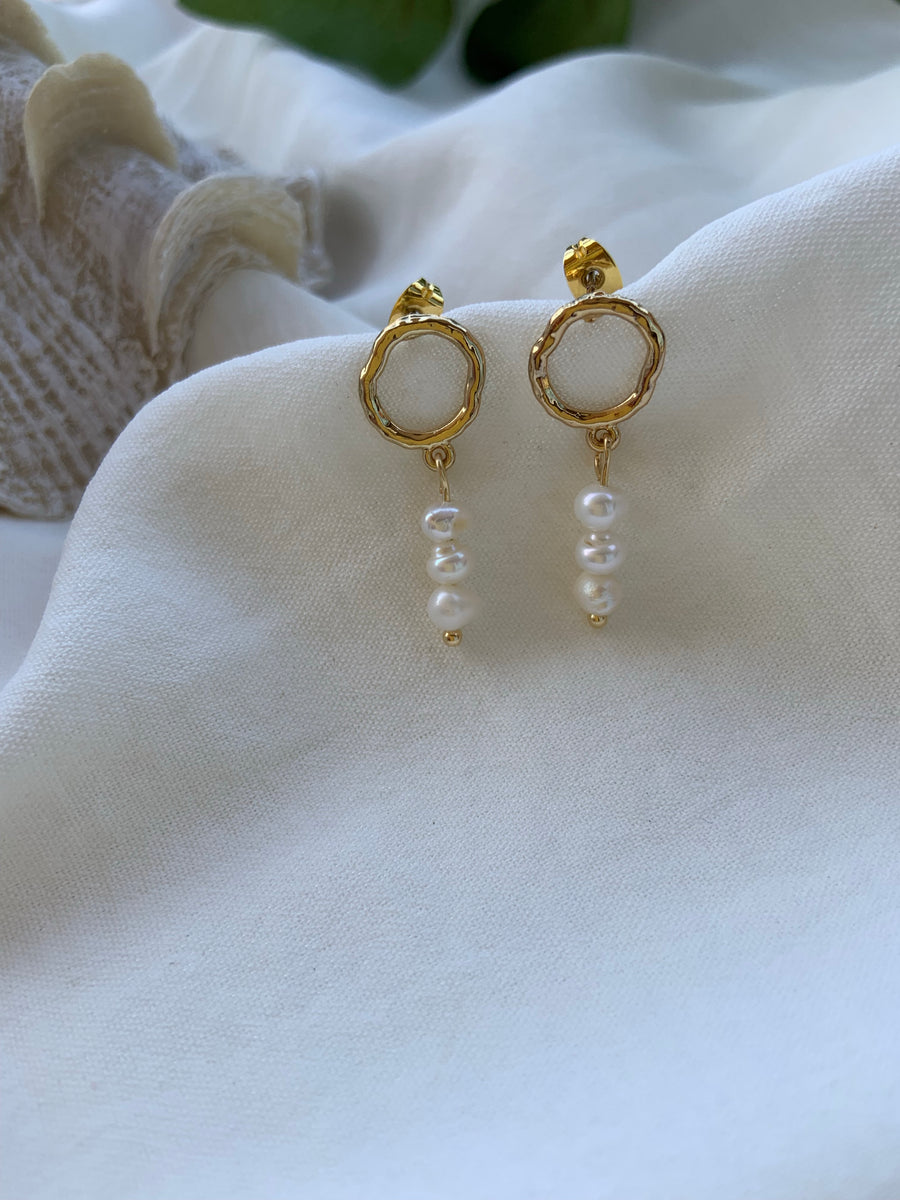 Aina Earrings Constantinoble
