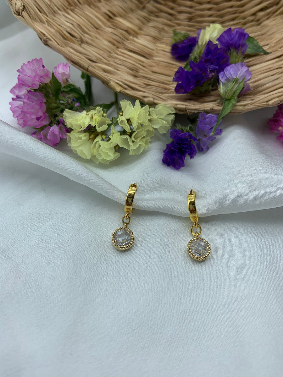 Aina Earrings Circonita