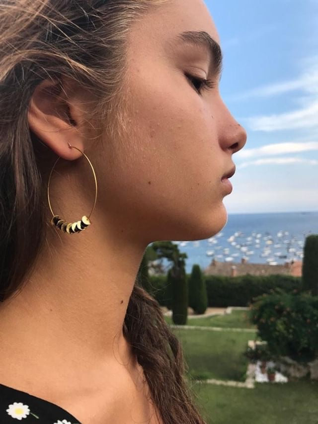 Edimburg earrings