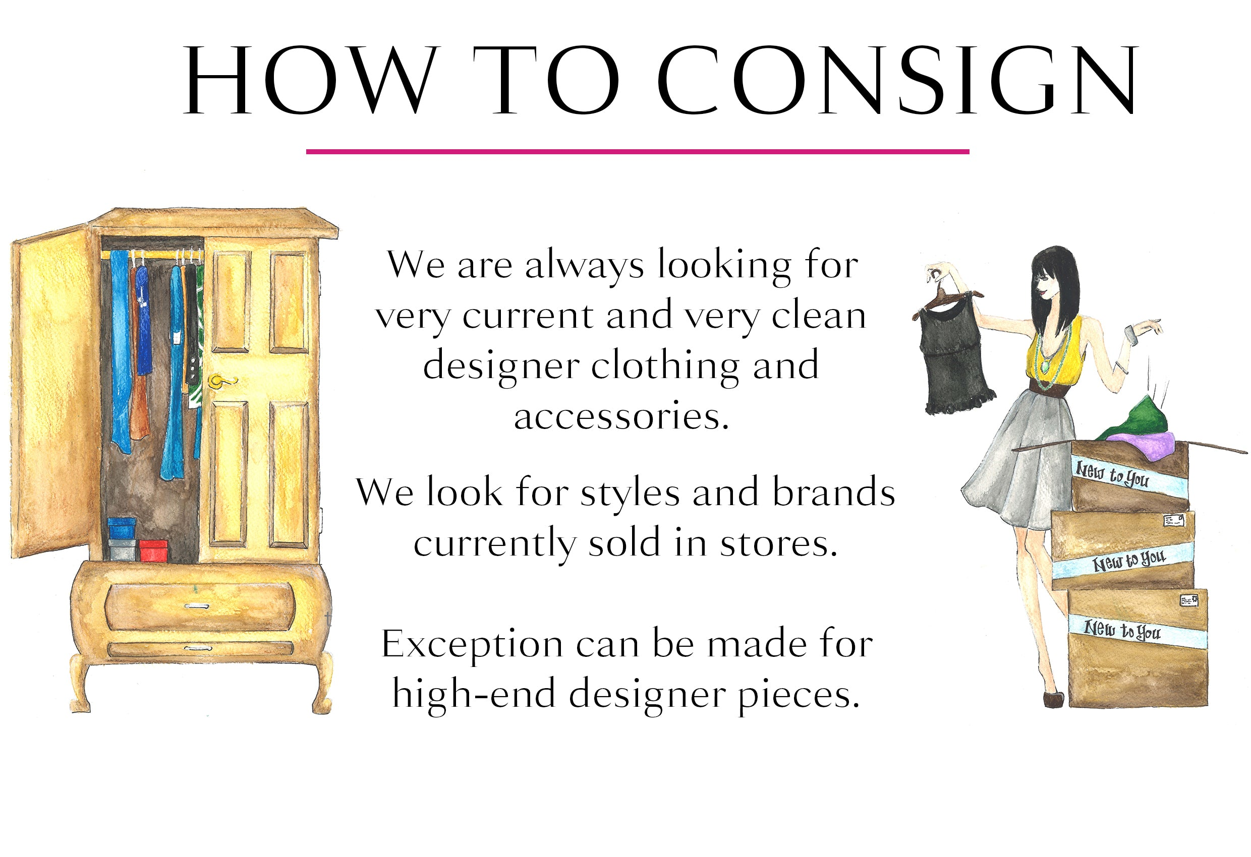 how to consign new to you inc pennsylvania
