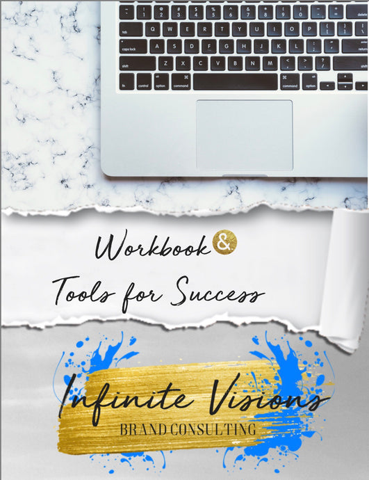 Infinite Visions Workbook & Tools for Success