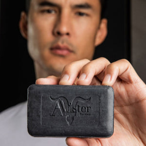 alister bar soap