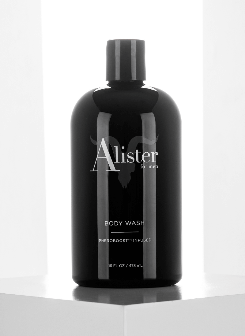 Alister Bar Soap or Body Wash