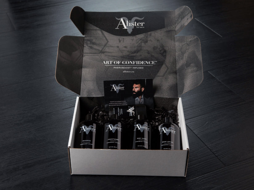 Men's Grooming Confidence Kits