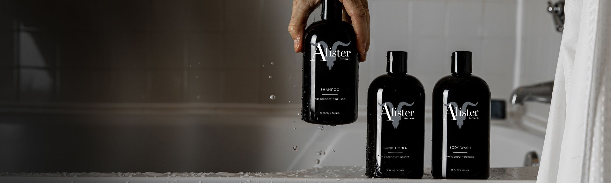 Grooming Products For Men | Vegan Hygiene With Alister