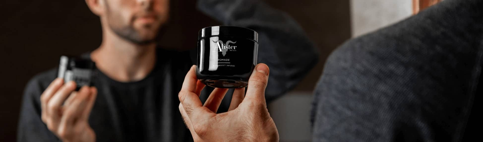 Master the Pomade Technique