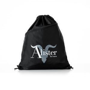 Alister Drawstring Bag