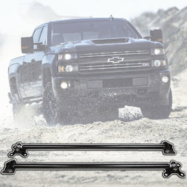 "Cognito Traction Bar Kit for 2011-2019 GM Silverado Sierra 2500 3500 0""-6"" Lift"