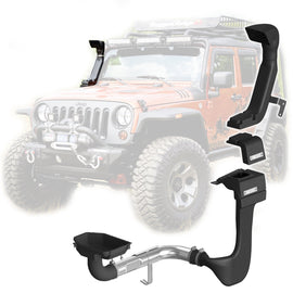 Rugged Ridge Modular XHD Snorkel Kit For 12-18 Jeep Wrangler 3.6L V6
