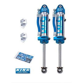King Off Road Racing OEM Performance Series 2.5 Shocks ( Rear Pair ) fits 1984-2001 Jeep Cherokee XJ