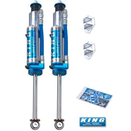 King Off Road Racing OEM Performance Series 2.5 Shocks ( Front Pair ) fits 1984-2001 Jeep Cherokee XJ