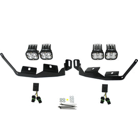 Baja Designs Polaris RZR XP1000/RS1 LED Headlight Kit