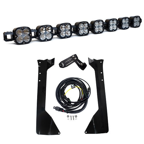 BAJA DESIGNS Jeep JK, XL Linkable Roof Bar Kit | Off Road Led Light Bar