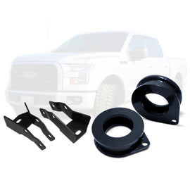 "Body Armor 4x4 2004-2017 Ford F-150 2"" Leveling Kit"